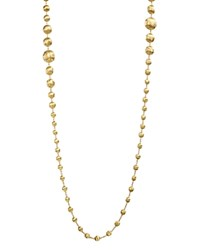 Marco Bicego 18K Yellow Gold Africa Bead Necklace 36