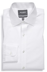 Bonobos Trim Fit Wrinkle Free Solid Dress Shirt Online Only White