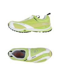 Tecnica Sneakers Acid Green