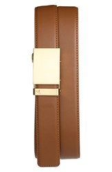 Men's Mission Belt 'Gold' Leather Belt