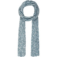 Seasalt Everyday Birds Garfish Cotton Scarf Teal