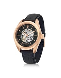 Maserati Pole Position Automatic Men's Watch Pink