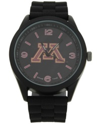 Game Time Minnesota Golden Gophers Pinnacle Watch Black