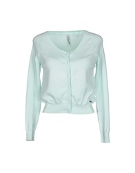 Pepe Jeans Cardigans Sky Blue