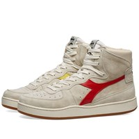 Diadora X Mark Mcnairy Mi Basket White