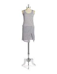 Bench Layered Racerback Dress Grey