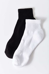 Urban Outfitters Athletic Ankle Sock 2 Pack Multi