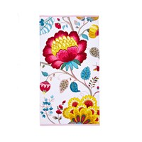 Pip Studio Floral Fantasy Towel Star White Hand Towel