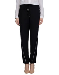 Cristinaeffe Trousers Casual Trousers Women Black