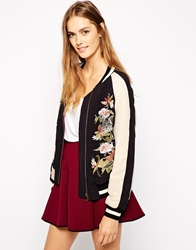 Paul And Joe Sister Reversible Bomber Jacket Multi
