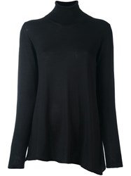 Stefano Mortari High Neck Jumper Black