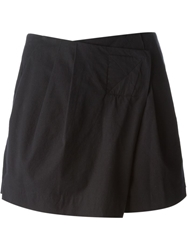 Marc By Marc Jacobs Cross Over Front Shorts