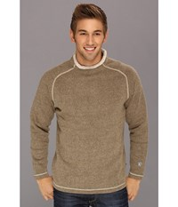 Kuhl Stovepipe Sweater Oatmeal Men's Sweater Brown