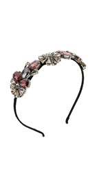 Marni Strass Headband Red