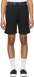 John Elliott Black Mountain Lounge Shorts