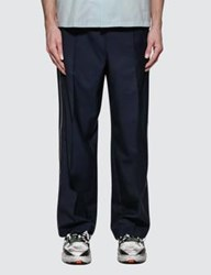 Maison Martin Margiela Two Ply Wool Popeline Pant