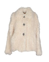 Adele Fado Coats And Jackets Faux Furs Women