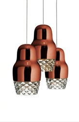 Axo Light Fedora Round Cluster Pendant Light