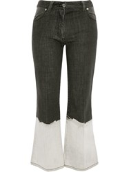J.W.Anderson Jw Anderson Skinny Flared Jeans 60