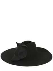 Francesco Ballestrazzi Jack Wool Felt Wide Brim Hat