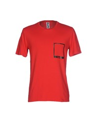 Bark T Shirts Red