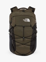 The North Face Borealis Backpack New Taupe Green