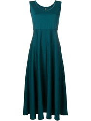 Aspesi Relaxed Day Dress Green