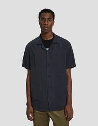 Insight The Reckoner Resort Button Up Shirt Dusty Black
