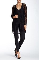 Tart Lace Fallon Cardigan Black