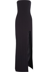 Amanda Wakeley Pleated Cady Gown
