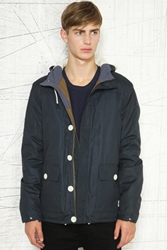 Urban Outfitters Suit Samson Navy Fisherman Jacket