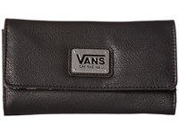 Vans Chained Reaction Wallet Black Daydream Floral Wallet Handbags