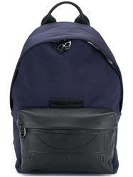 Mcq By Alexander Mcqueen Logo Backpack Unavailable