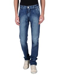 Heavy Project Denim Denim Trousers Men