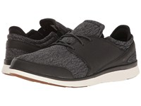 Superfeet Shaw Black Men's Lace Up Casual Shoes