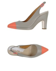 Pollini Pumps Grey