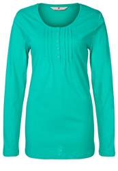 Bellybutton Amira Long Sleeved Top Turquoise