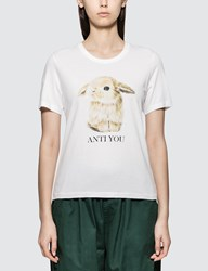 Undercover Rabbit Short Sleeve T Shirt