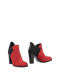 Braccialini Tua By Booties Red