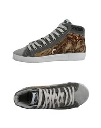 Springa Footwear High Tops And Trainers Women Khaki