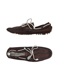 N.D.C. Made By Hand Loafers Dark Brown