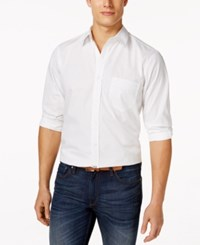 Club Room Barry Dot Print Long Sleeve Shirt Only At Macy's