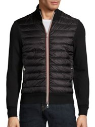 Moncler Maglia Zipfront Cardigan
