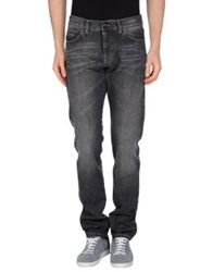 Cantarelli Denim Pants Lead