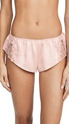 Flora Nikrooz Showstopper Boy Shorts Shell Pink