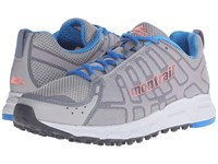 Montrail Bajada Ii Dove Coral Glow Women's Shoes Gray