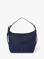 Ralph Lauren Chadwick Hobo Bag Navy