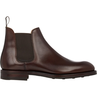 Crockett Jones 'Chelsea 5' Chelsea Boots Dk.Brown