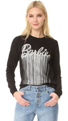 Eleven Paris Barbie Sweatshirt Black