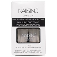 Nails Inc Nailpure Top Coat 14Ml